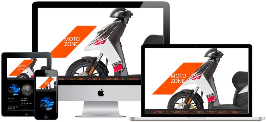 Webkonzept Motozone