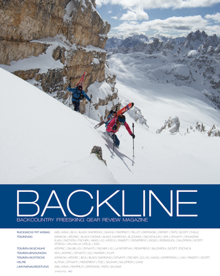 BACKLINE Gear Test & Review Magazine