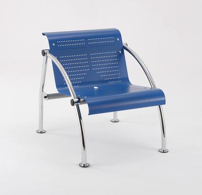 Crick fauteuil métal