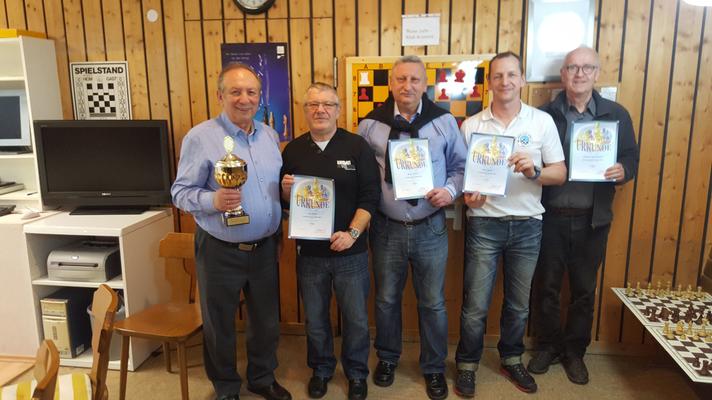 Pokal- & Vereinsmeisterschaft 2015
