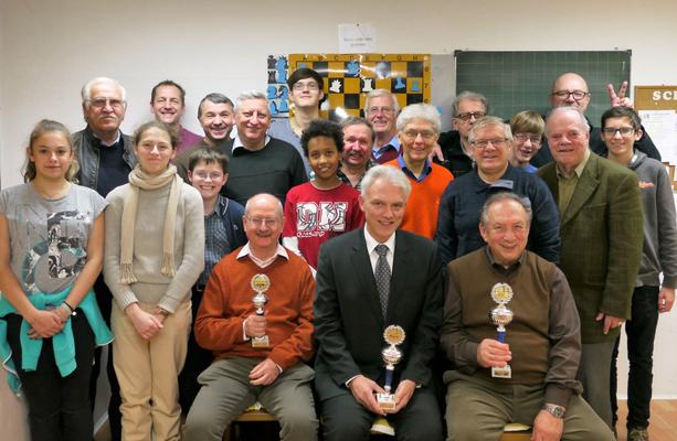 Steiner Stadtmeisterschaft 2016