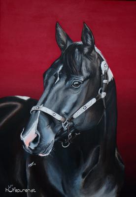 """""""SH Cheyenne"""", Acrylic on Canvas, 70x50, 2014"""