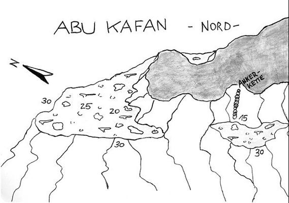 Abu Kafan Nord, Plateau, Steilwand, Safaga, Großfisch, Strömungstauchen, Tieftauchen