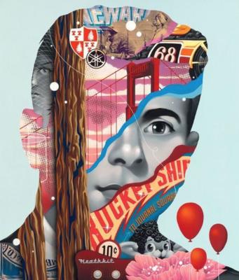 Tristan eaton street art pop style