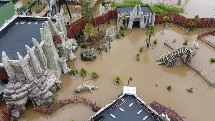 walibi belgien unwetter Katastrophe 2021
