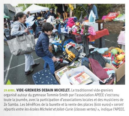 Le Journal de Saint-Ouen sur Seine N°31 - Mai 2018