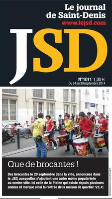 Le Journal de Saint-Denis - Septembre 2014