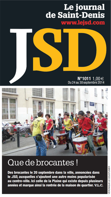 Le Journal de Saint-Denis - Septembre 2014