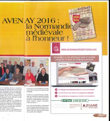 Extrait du journal La GRIGNE 02.2016