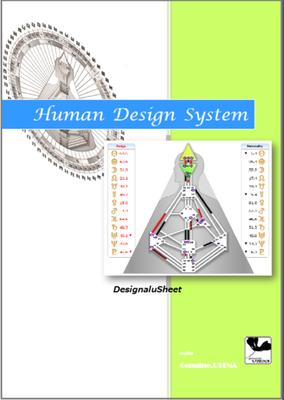 ヒューマンデザインチャート解説,デザイナルシート,HumanDesign