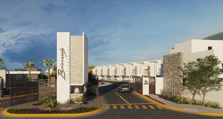 portico render brianzzas residencial