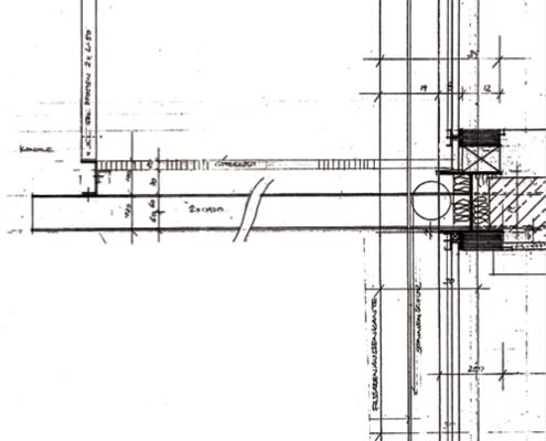 Detail Zeichnung