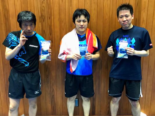 男子 3位トーナメント 3位:東戸塚CC(B)