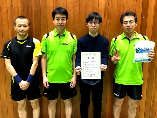 4部A優勝:サタデーズ(B)