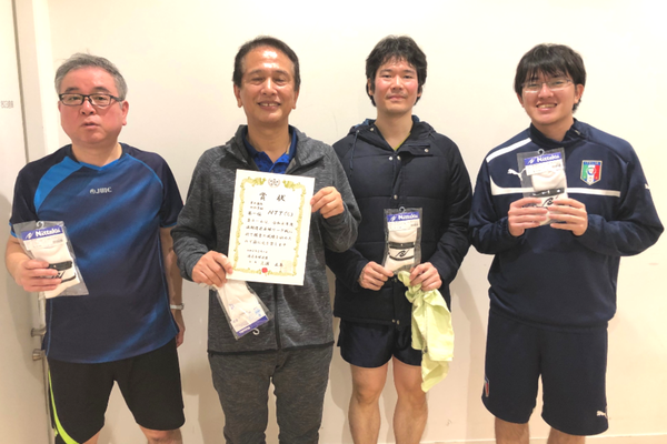 6部B優勝:NTT(C)