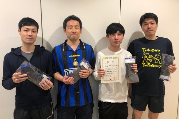 3部優勝:テクマトリックス(A)