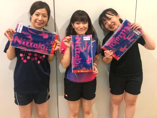 女子 3位トーナメント 優勝:RID