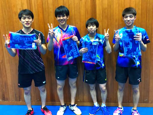 男子 2位トーナメント 3位:TACTICS(A)