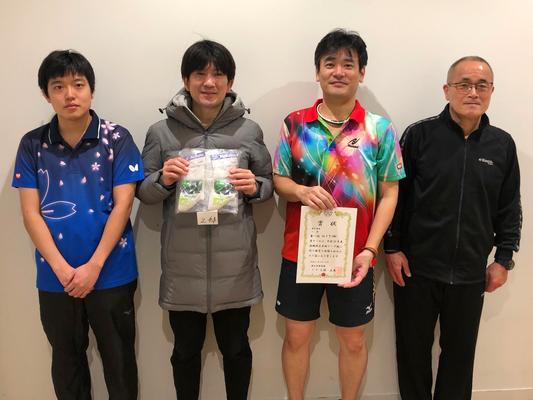 2部優勝:NTT(A)