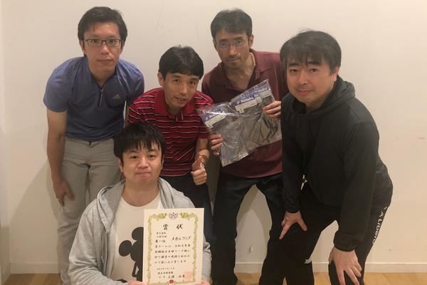6部B優勝:メカニコング