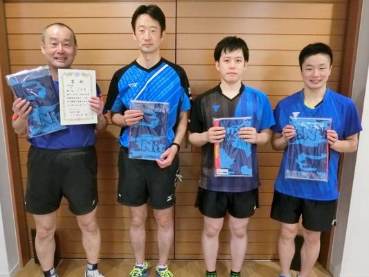 男子1部・優勝:JVB