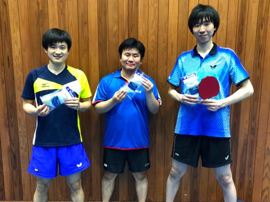 男子 3位トーナメント 3位:右肩上がり(C)