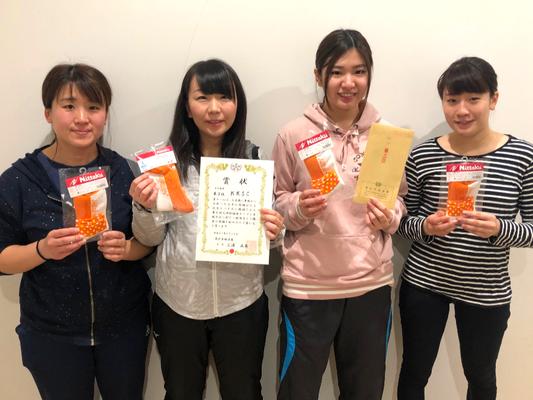 女子 決勝トーナメント 3位:KKSC