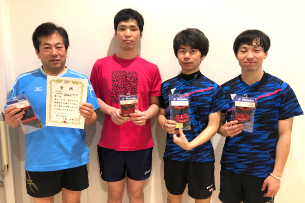 4部B優勝:長谷工クラブ