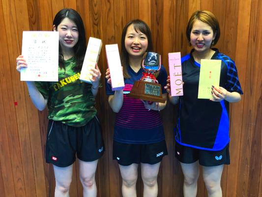 女子 決勝トーナメント 優勝:ROSE