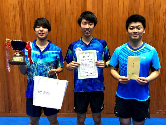 男子 決勝トーナメント 優勝:北の国から