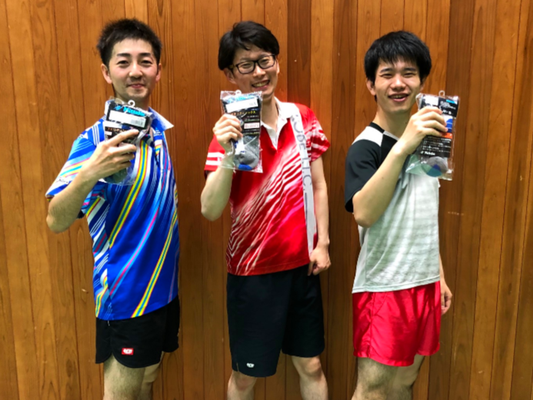 男子 2位トーナメント 準優勝:オレンジライス