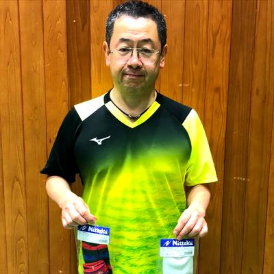男子50歳以上 3位:榎本選手