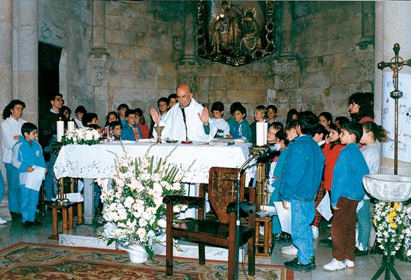 Celebrar la fe