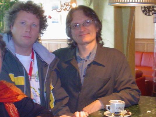 With Sonny Landreth - Effenaar, Eindhoven NL