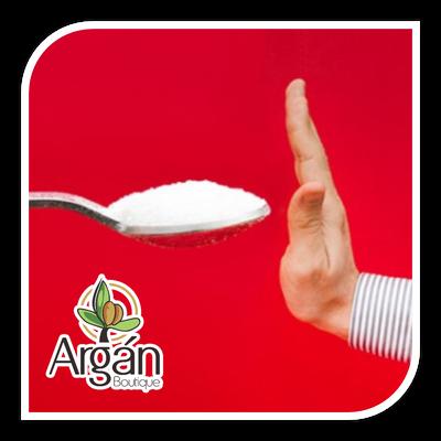 5. Reduce el consumo de sal, azúcar, tabaco y alcohol.