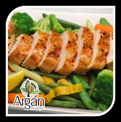 6. Te recomiendo que tus alimentos los cocines a la plancha, al horno, al vapor o hervidos.