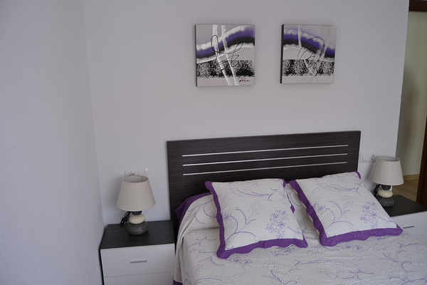 Schlafzimmer Apartment Conil I