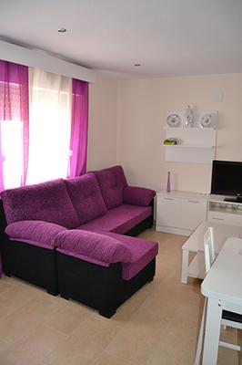 Wohnzimmer Apartment Conil I