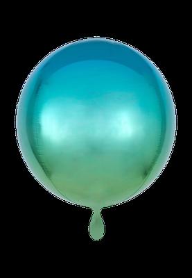 Folienballon Kugel Orbz