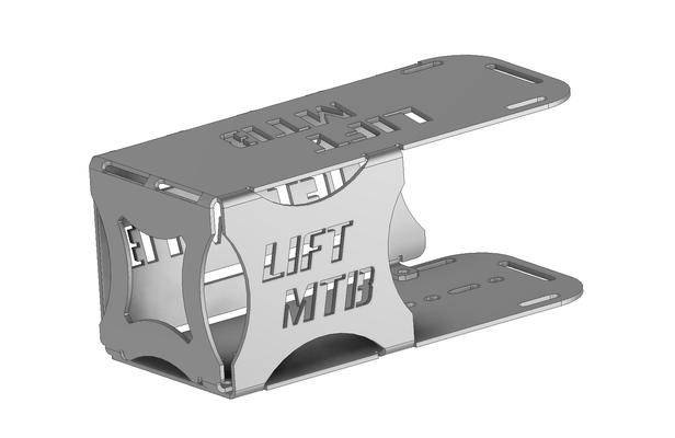 porte batterie vtt electrique