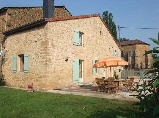 Gite de la Fraiseraie - Flassigny - Marville - Lorraine