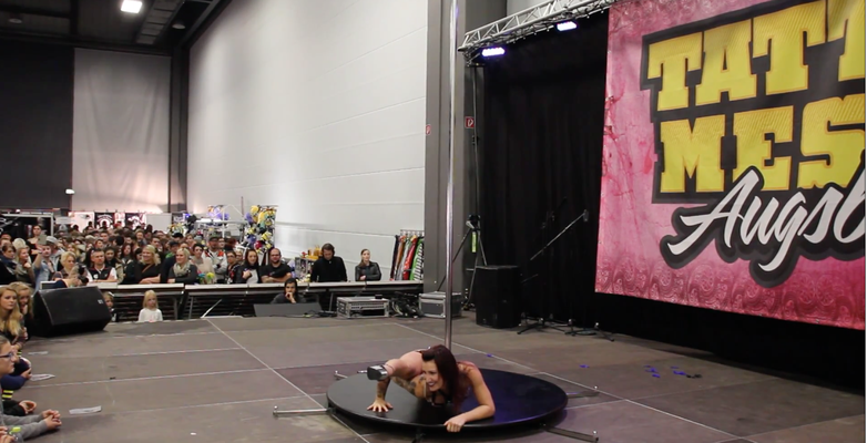 Tattoo Messe Augsburg 2014