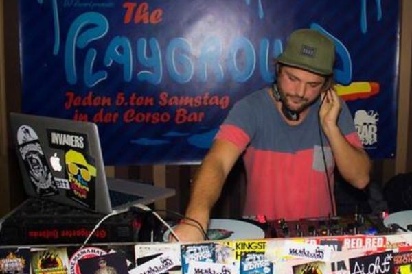DJ Bademeister Coro Bar Stuttgart