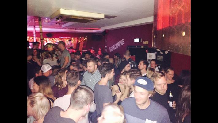 DJ Bademeister Corso Bar Stuttgart