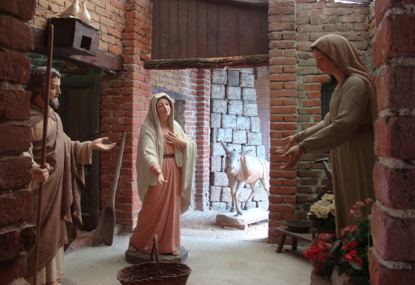 Cappella della visitazione