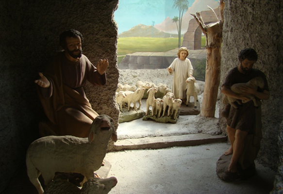 Cappella di Gesù buon pastore