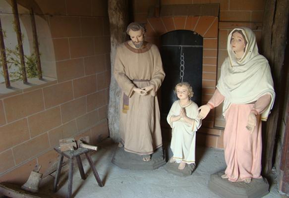 Cappella della casa di Nazareth