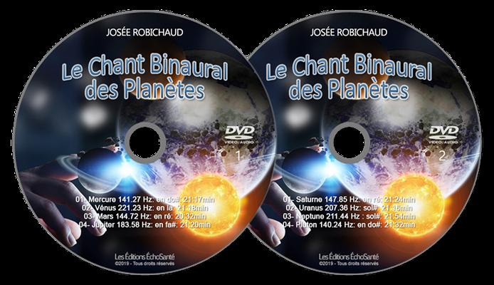 Le Chant Binaural des Planètes