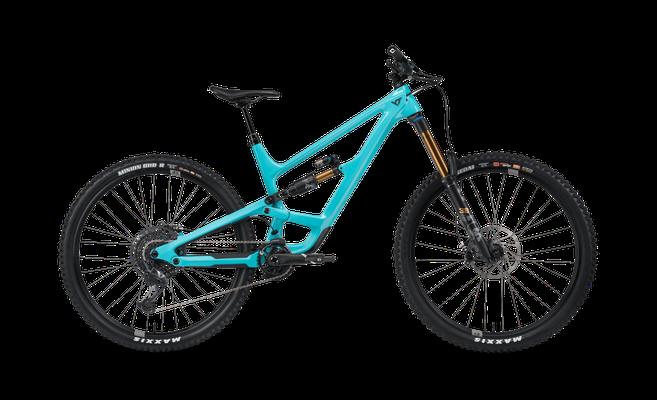 CAPRA 29 Core 4 — Nox Blue