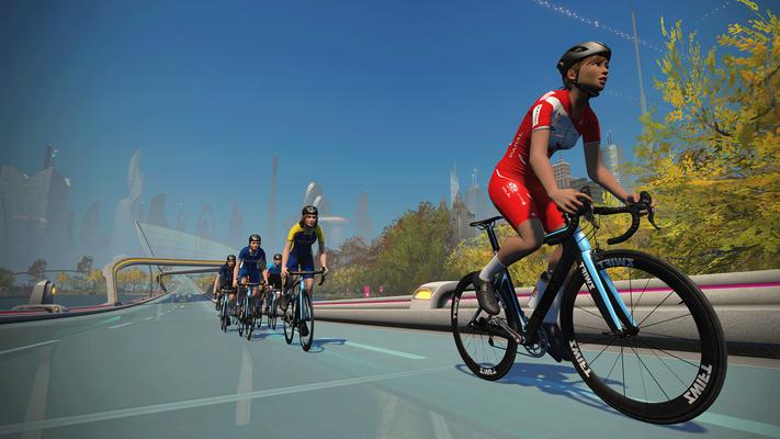 ZWIFT - UCI Esports World Championships 2022